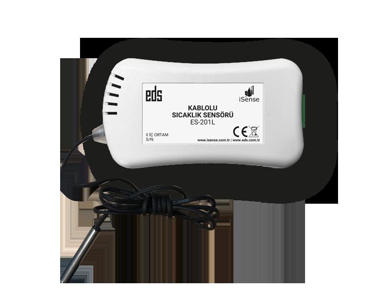 Kablolu Sıcaklık Sensörü