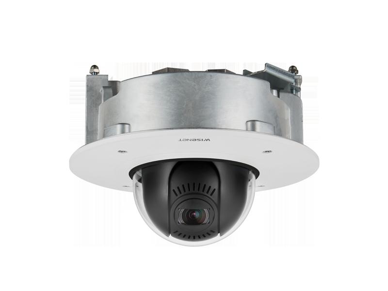5MP Ağ Flush PTRZ Dome Kamera