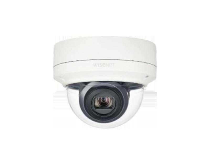 2MP 12X Ağ Vandal Dome Kamera