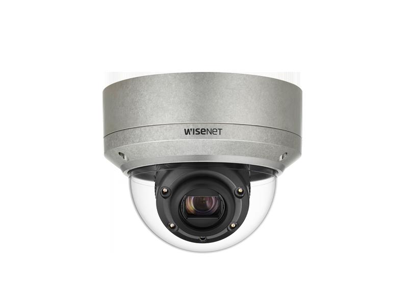 2MP 12X Ağ Paslanmaz Çelik Vandal IR Dome Kamera